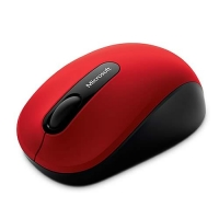 Mouse bluetooth Microsoft 3600 Rojo