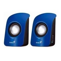 Parlantes Genius 2,0 DE 2 WATTS - USB - Colores SP-U115