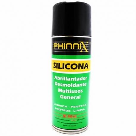 Silicona Desmoldante/Lubricante