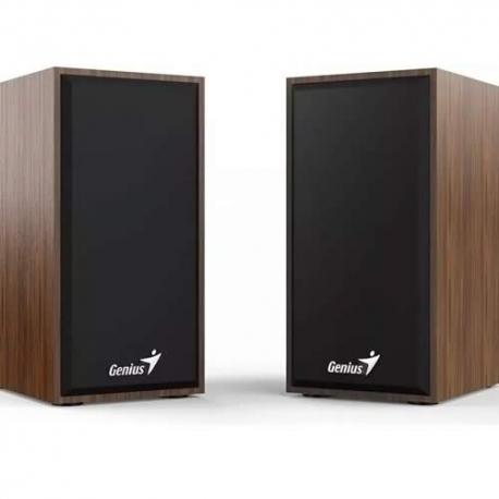 Parlantes Genius SP-HF180 madera