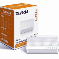 Switch Tenda S105 de 5 puertos 10/100