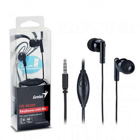Audífonos (con Micrófono) HS-M200
