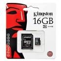 Memoria Kingston Micro SD 16 GB