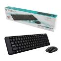 Combo Teclado+Mouse Logitech MK270