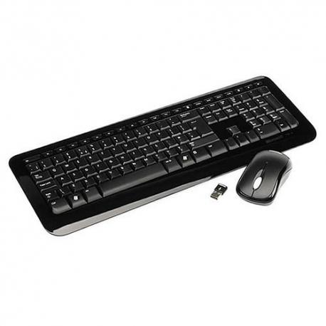 Teclado+Mouse Microsoft Desktop 800