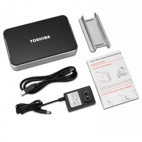 Disco Duro Toshiba Externo de 2 TB