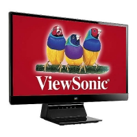 "Monitor LED Viewsonic de 23,6"" VA2407H"