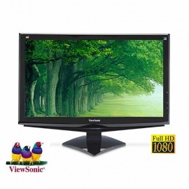 "Monitor Viewsonic de 22""1920 x 1080 Full HD"