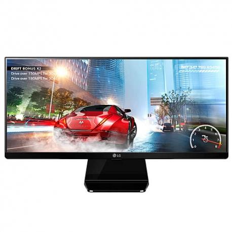 "Monitor LED Ultra-Wide de 29"" LG"