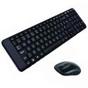 Teclado mas mouse MK220