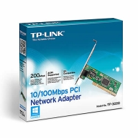 Tarjeta de red 10/100/1000 PCI TF3200