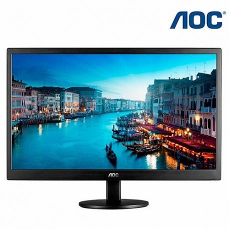 "Monitor LED AOC de 19.5"""