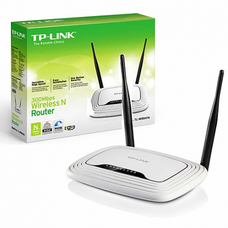 Router Inalambrico TP-Link TL-WR841N