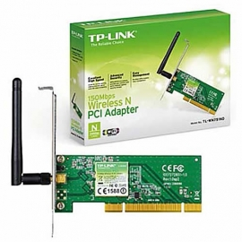 Tarjeta de red inalambrica TP-LINK TL-WN781ND