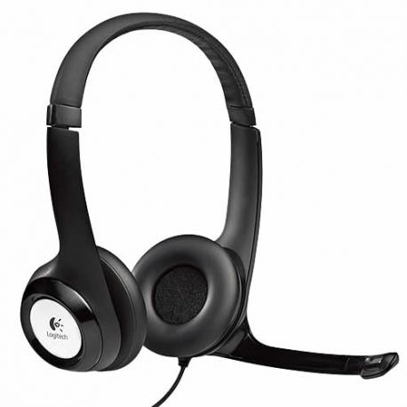 Audífono Logitech USB H390