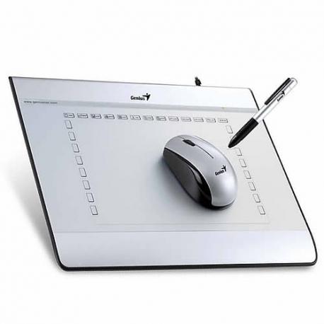 Tabla Digital de 6 x 8 Genius MousePen i608X