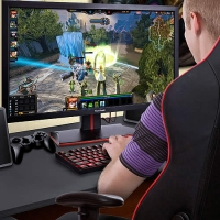 "Monitor LED 24"" Gaming - Ref XG2401"