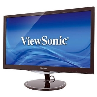 "Monitor Viewsonic LED de 27"" MHD"