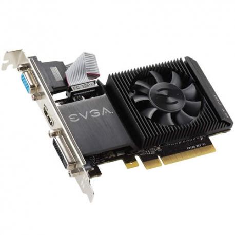 Tarjeta de Video GT710 - 2GB DDR3 - EVGA