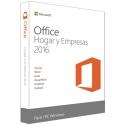 Microsoft Office Hogar y Empresas 2016
