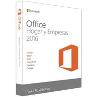 Microsoft Office Hogar y Empresas 2016 - AGOTADO