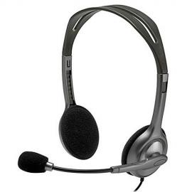 Diadema con microfono Logitech H111