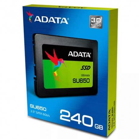Disco duro Adata de 240 Gb de Estado Solido