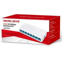 Switch TP-Link 8 Puertos 10/100 Mercusys MS108