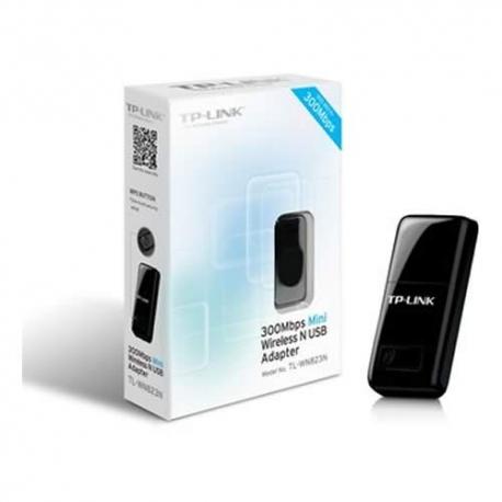 Tarjeta de red inalambrica USB 300 Mbps TL-WN823ND Tp- LINK