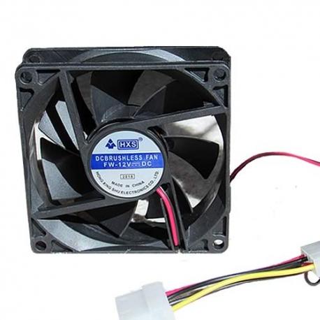 Ventilador para CPU (de 8 cms)