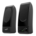 Parlantes de 2,0 Watts Genius SP-L160