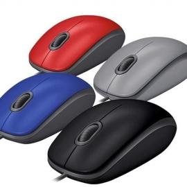 Mouse Logitech M110 - USB