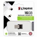 Memoria micro duo de 16 GB marca Kingston