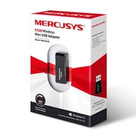 Mini-Adaptador de red Inalambrico USB 300 MBPS MW300UM