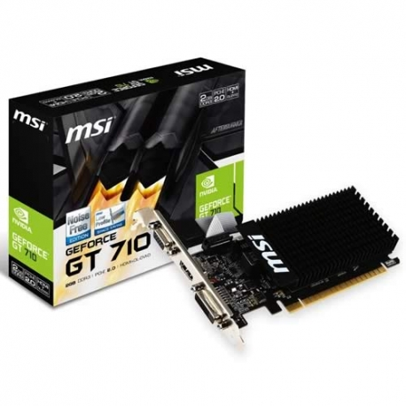 Tarjetade video de 2GB 710 MSI