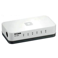 Switch de 5 Puertos DLINK DES-1005A