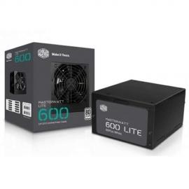 Fuente de poder de 600w Reales Cooler Master