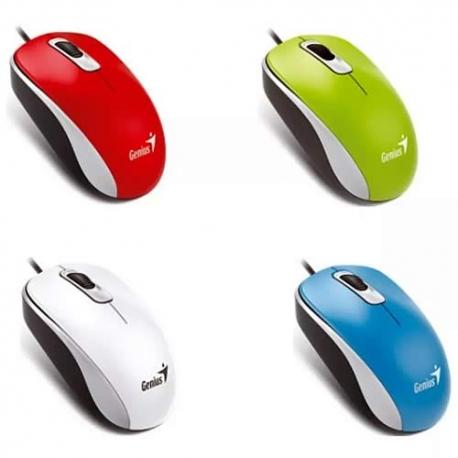 Mouse Genius DX-110 (colores)