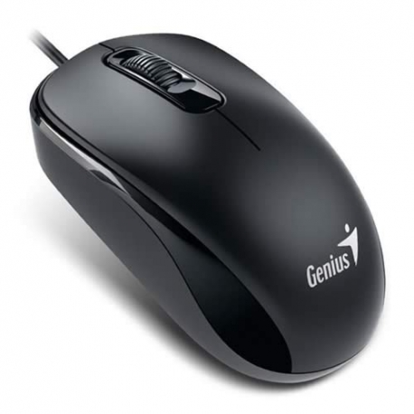 Mouse Genius DX-120 Negro