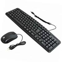 Combo Teclado + Mouse USB Startec ST-CB-81