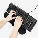 Pad gel descansa muñecas para teclado