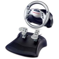 Timón para juegos con vibración Speed Whell 3