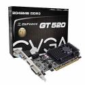 Tarjeta de Video EVGA de 2 GB Geforce GT 520
