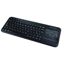 Teclado Inhalambrico k400 Plus-Logitech