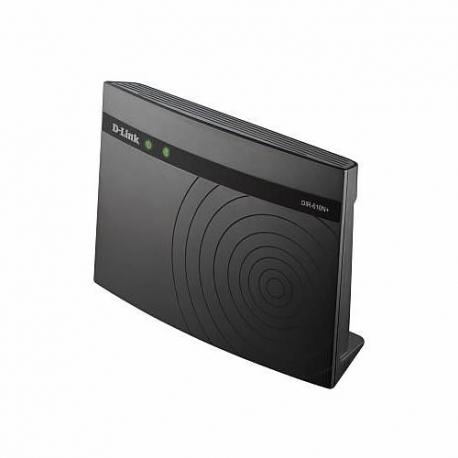 Router Inalámbrico D-Link DIR-610N+