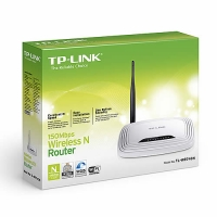 Router Inalámbrico TP-Link N 150Mbps
