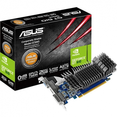 Tarjeta de Video ASUS GT710 - 1 GB