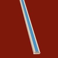 Canaleta plástica con adhesivo de 20 x 12 marca DEXSON