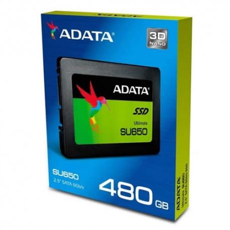 Disco duro Adata de 480 Gb Estado Solido