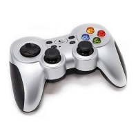 Game Pad Inalámbrico Logitech F 710